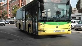 Autobús en Chiclana
