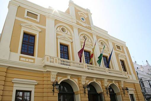 Ayuntamiento de Chiclana.
