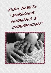Foro Debate: Derechos Humanos e Inmigración.