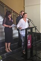 Inauguración Exposición voto Femenino