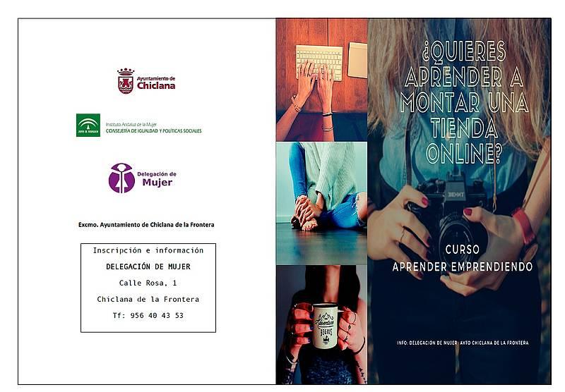 fbffea177770 La Delegación Municipal de Mujer pondrá en marcha, a partir del próximo 19  de septiembre, el curso 'Aprender Emprendiendo', dirigido a mujeres en  situación ...