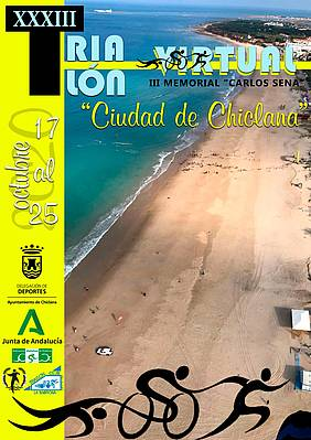 cartel triatlon