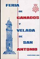 Programa de feria año 1961