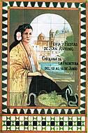 Programa de feria año 1985
