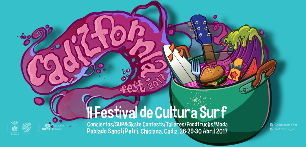 Cadizfornia Fest.