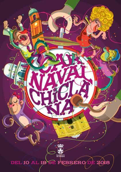 Cartel del Carnaval 2018