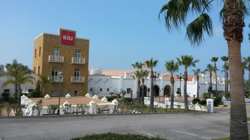 Hotel Riu Chiclana.