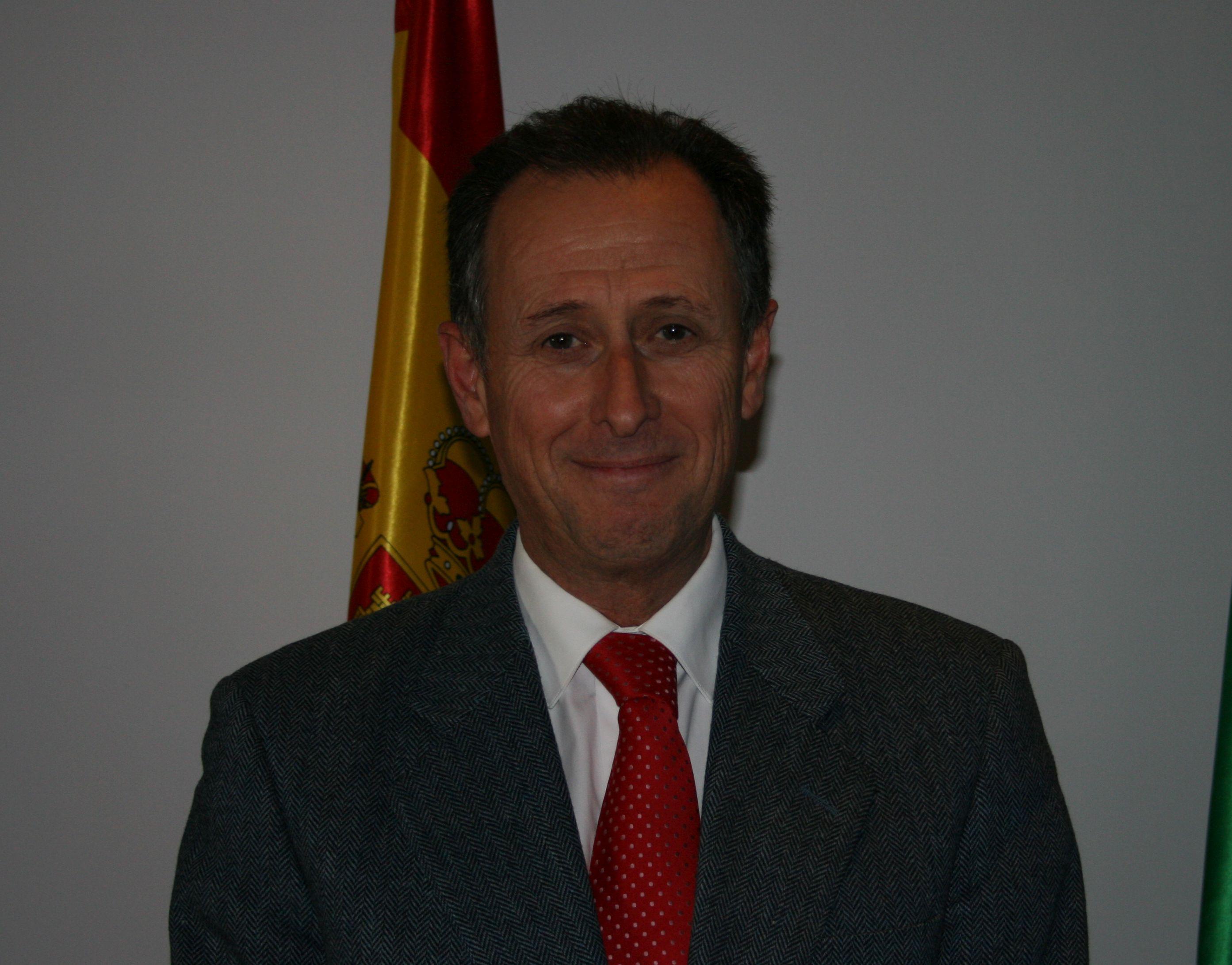Foto del alcalde de Chiclana