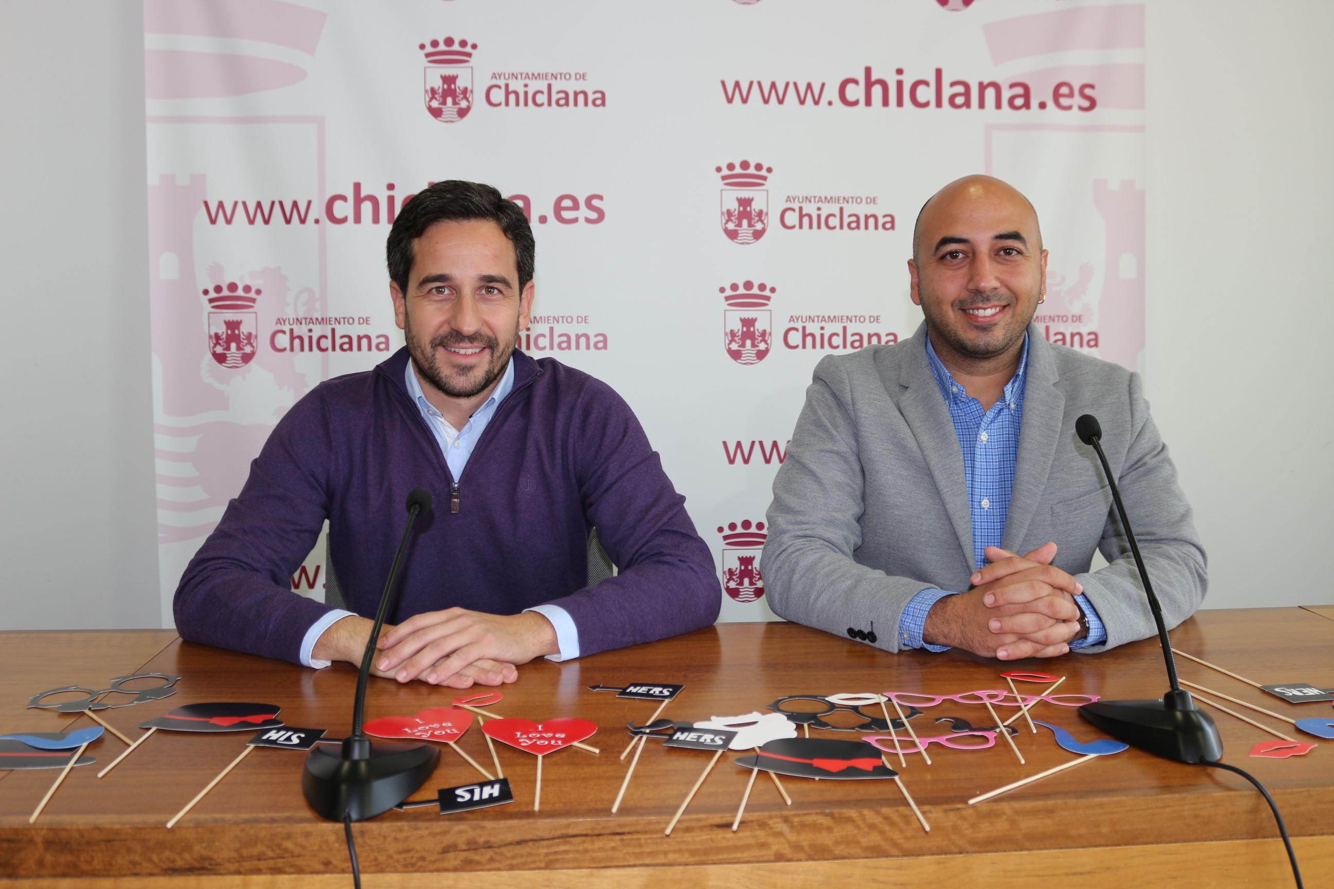 José Manuel Vera y Adrián Sánchez en rueda de prensa
