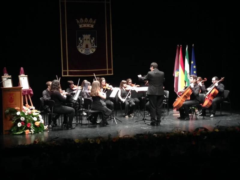 Joven Orquesta Ciudad de Chiclana.