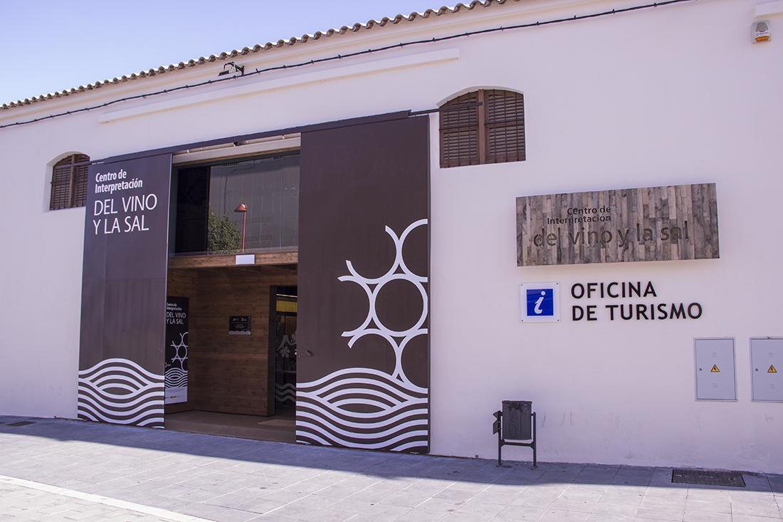 Centro de Interpretación del Vino y la Sal.