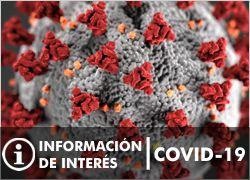 Información sobre el coronavirus COVID19