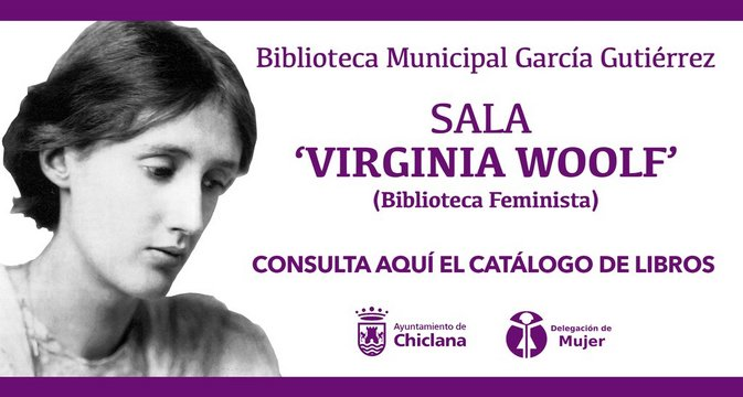 CATALOGO SALA VIRGINIA WOLF