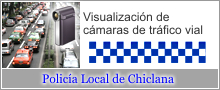 Visualización de cámaras de tráfico vial