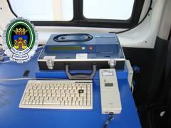 Etilómetros de la Policía Local de Chiclana
