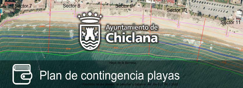 Plan de contingencia playas